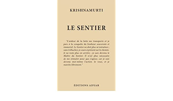 Le Sentier (French Edition)