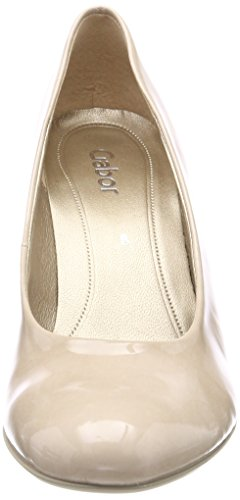 Scarpe Donna con Beige Sand Tacco Basic Gabor 8c5ZBqAc