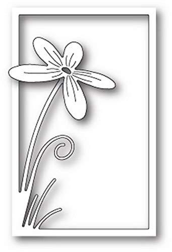 Poppystamps -Dies - Floral Stem Collage (1737)