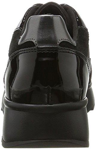 Mujer Negro Geox Gendry Black B Zapatillas D Para wpUX6Tq