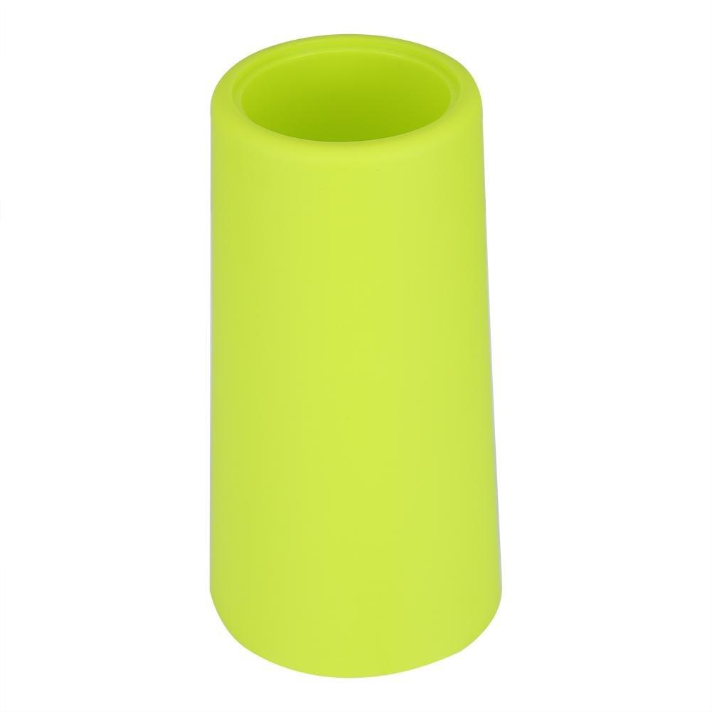 01 GLOGLOW Spazzole Per Wc Scopino Con Maniglia Porta Scopino Bagno Pulizia Spazzole Per WC Elegance Colore Bianco