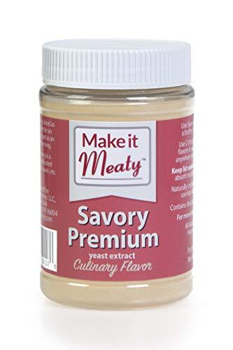 Savory Premium Yeast Extract - culinary flavor