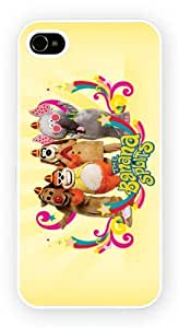 Banana Splits Music, durable glossy case for the iPhone 4 and 4S by ruishername