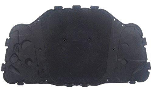 AUTOPA 51487033727 Engine Hood Insulation Pad Cover for BMW E60 E61 525i 528i 530i ()