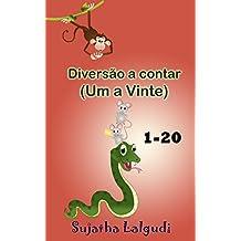 Livros para crianças: Diversão a contar (Um a Vinte): Livro infantil ilustrado (livro dos animais), Portuguese childrens books, Livro para crianca,children's ... Portuguese for children: para crianças 2)