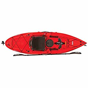 Hobie Mirage Sport Red Hibiscus