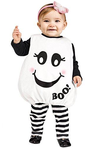 Baby Boo Ghost Infant Costume (Baby Ghost)