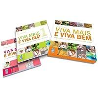 Viva Mais e Viva Bem - Caixa. Livros 1 e 2
