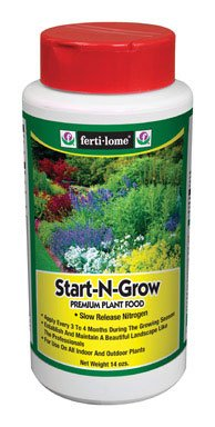 Ferti-lome 10738 Start-n-grow Premium Plant Food, 14 Oz, 19-6-12