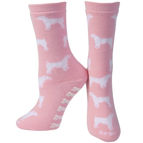 animal-world-jack-russell-pink-girls-youth-slipper-socks-medium-light-pink