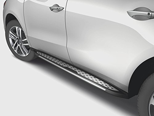 VANGUARD VGSSB-1845AL For Acura MDX 2017-2019 Running Board Black Factory Style Step Boards