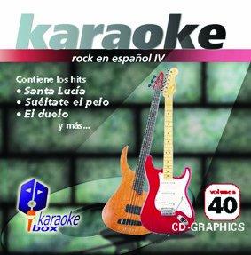 KBO-40 xitos De Rock En Espa¤ol Iv(Karaoke)