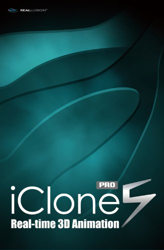 iClone5 Pro - Win [Old Version] by Reallusion