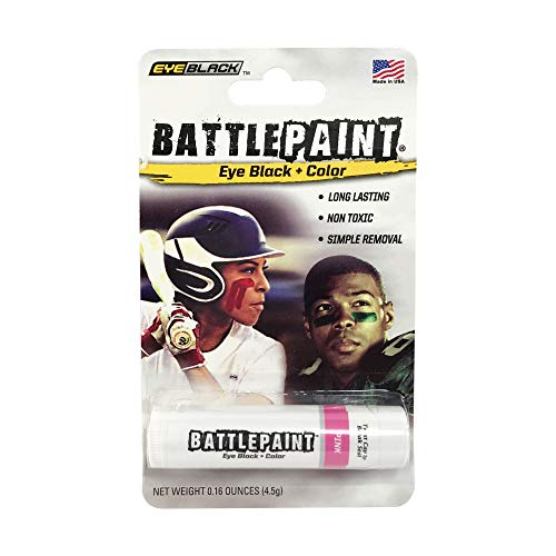EyeBlack Pink BattlePaint Eye Black Grease