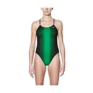 NIKE Fade Sting Poly Blend Performance Cut Out Female