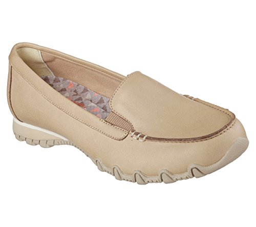 48930 Natural femme basses Dark Skechers Sneakers ZfPnHCC