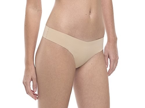 Commando Thongs (Commando Women's Classic Thong (Large / XL, True)