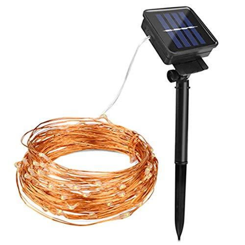 100M Solar Fairy Lights in US - 6