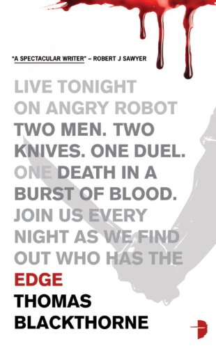 book cover of Edge