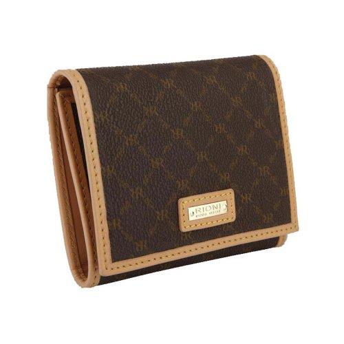 signature-brown-tri-fold-wallet-by-rioni-designer-handbags-luggage