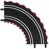 1/43 Carrera Go!!! Curve Track 90 Degree