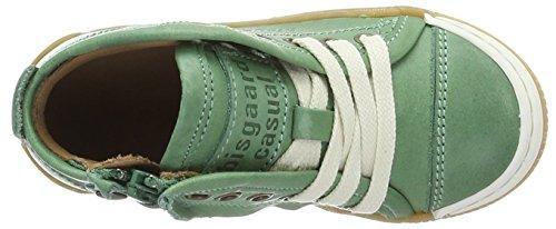 Bisgaard Schnürschuhe - Zapatillas Unisex Niños Grün (1001 Green)