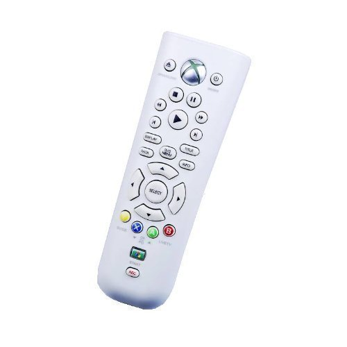 Xbox 360 Dvd Remote Control - 3