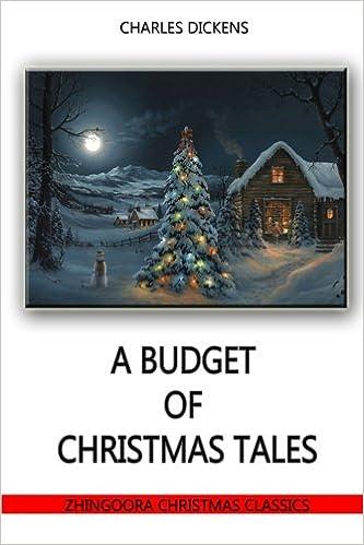 Gratis downloads bøger pdf A Budget Of Christmas Tales PDF