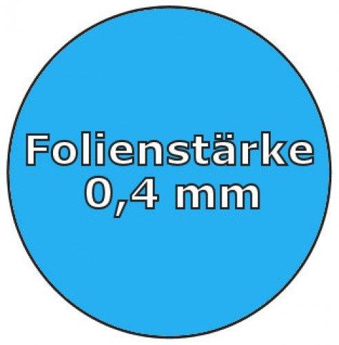 Freizeitwelt-Online Poolfolie 3,60 x 0,4 mm 0,90 1,20 1,25 1,35 1,50 m Schwimmbadfolie Innenh/ülle Auskleidung 3,6 m Ersatzfolie Pool 360 cm Ersatz Innenfolie rund Pools