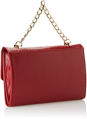H 5x3 Donna Mano Clutch w Borsa Rosso L 22x1 Cm A red 5x3 22x1 cm Audrey Gaudì X linea nZ8zqXXp