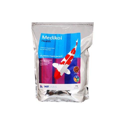 NT Labs Medikoi Health 5kg (Junior 3mm) Koi Food