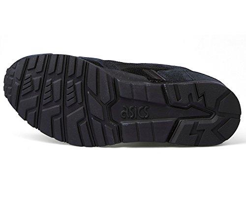 Zapatillas Unisex negro III Gel Lyte Bajas Asics qTxtPFpwn