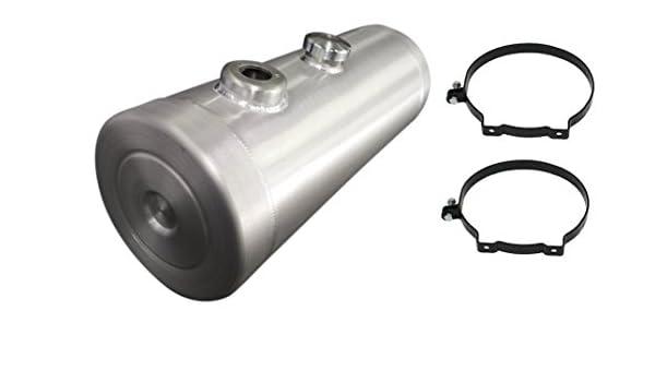 10x36 End Fill Spun Aluminum Gas Tank w// Site Gauge Dune Buggy 12 gallon