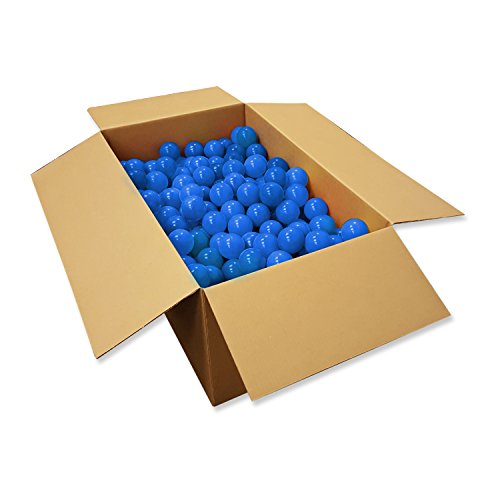 Kiddy Up Crush Resistant Play Pit Balls, Blue by Kiddy Up
