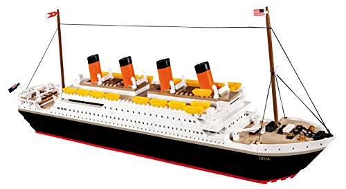 Titanic Cruise Ship - COBI Historical Collection R.M.S. Titanic