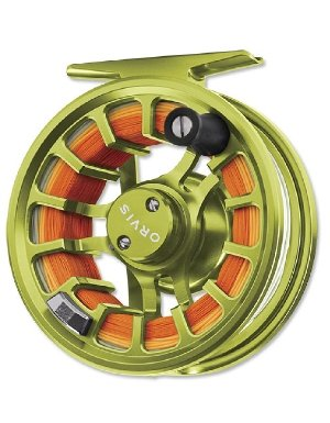 Orvis Hydros SL IV Fly Fishing Reel, Citron (7-9wt) (Hatch Fishing Fly)