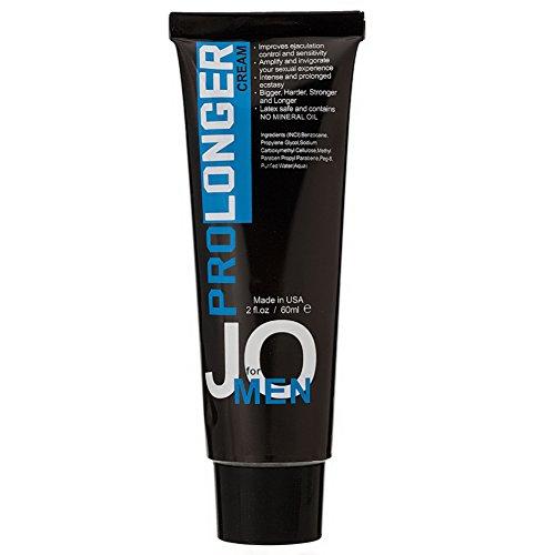 JO PRO Crème long de désensibilisation à l'homme d'améliorer l'éjaculation Bigger Stronger Harder, de pénis génital Man Made in USA J5511 # F