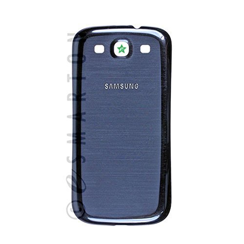 ePartSolution_OEM Housing Battery Door Back Cover Blue for Samsung Galaxy S3 S 3 III i9300 T999 i747 i535 L710 R530 Replacement Part USA Seller (Samsung S3 Back Cover)