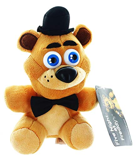 """Five Nights at Freddy's 10"""" Plush: Freddy"""