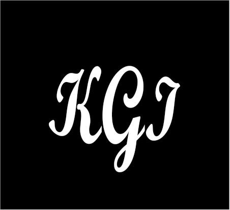 3-white-monogram-3-letters-kgi-initials-bold-font-script-style-vinyl-decal-great-size-for-cups-or-mu
