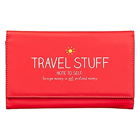 Happy Jackson 'Travel Stuff' Travel Document Holder 41y7vdlDK6L