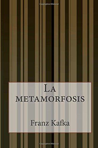 Descargar Libro La Metamorfosis Franz Kafka