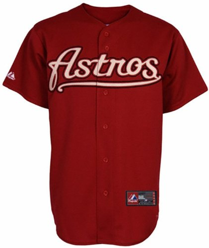 Houston Astros Majestic Alternate Home MLB Replica Jersey Adult Sizes