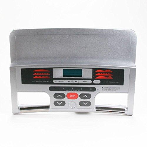 Proform Lifestyler 291833 Treadmill Console Genuine Original Equipment Manufacturer (OEM) (Proform Treadmill Console)