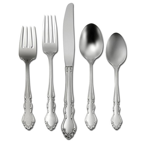 Oneida Satin Dover 20-Piece Flatware Set , Service for 4 by Oneida (Image #7)