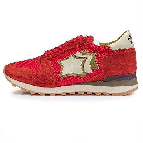 Apsbo Sneakers Atlantic Rfs Stars Rosso Argo Ny qRxw10wOX