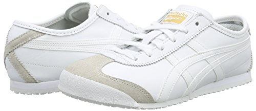 Adulto Unisex white white Mexico 66 Ginnastica Tiger Da Scarpe 0101 Bianco Onistuka 0qOwxYv
