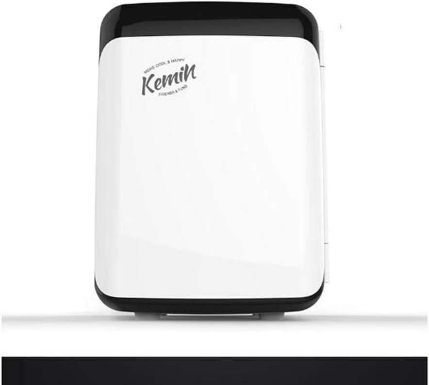 10L Mini Fridge, Temperature Adjustable | Portable Freezer | AC+DC Power | For Drinks Cosmetics Milk [Energy Class A+++]