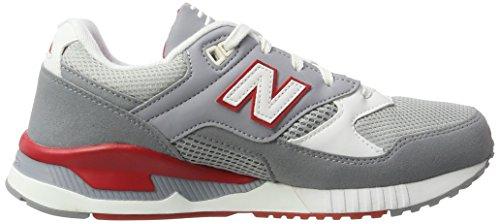 New Balance Mens 530 Summer Waves Collection Lifestyle Sneaker Grigio (grigio)