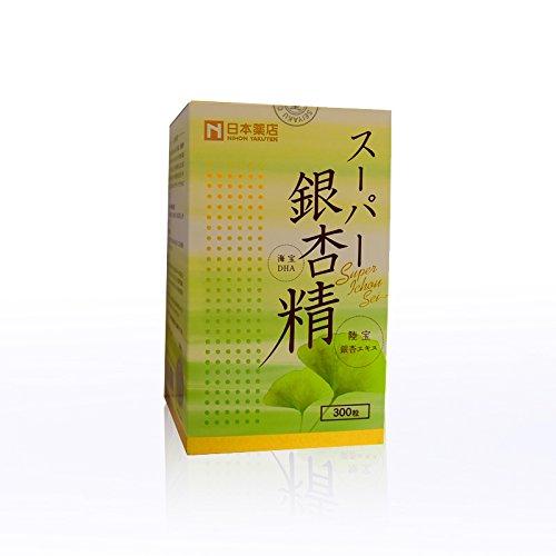 薬王製薬 スーパー銀杏精(ギンナンセイ) 300粒 377 (3) B07BWDK9FV 3
